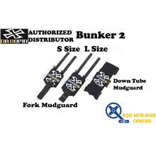DA BOMB Bunker 2 - Fork Mudguard, Down Tube Mudguard