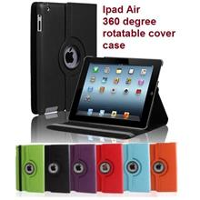 Ipad Air PU 360° Rotate Cover Case
