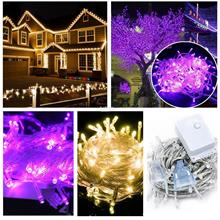 10M 100 LED Waterproof 220V Fairy String Lights Decorative