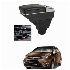 Arm Rest Armrest Console Black Leather for Proton Persona New / IRIZ