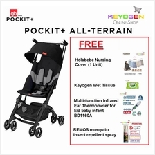 GB Pockit+ All-City Stroller (BLACK)