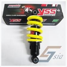 Yamaha LC135 V1/V2 YSS Monoshock 205mm (Yellow/Black)