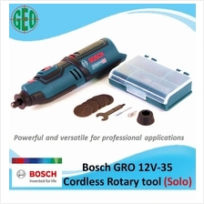 Bosch GRO 12V-35 Cordless Rotary tool With L-Boxx Inlay ( SOLO UNIT )