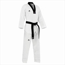 Adidas Brand Taekwondo Karate WTF Training Dress Baju Uniform- New