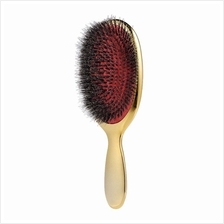 Professional Hair Brush Massage Comb Oval Anti-static Paddle Hair Extension Br