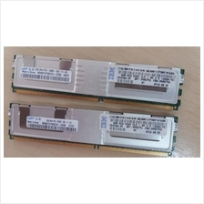 39M5791 4GB (2X2GB) 667 MHZ PC2-5300 240-PIN DIMM CL5 FULLY BUFFERED