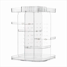 360 Degree Rotation Multi-Functional Cosmetic Display Case