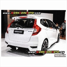 PU2660 Honda Jazz 17 Facelift PU Rear Skirt with Led Brake (Mugen)