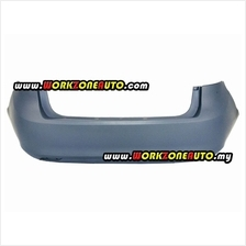 Ford Fiesta 2008 Sedan Rear Bumper
