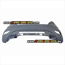 Ford Fiesta 2008 2013 Hatch Back Aeroback Rear Bumper