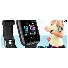 116 Plus Bluetooth Smart Watch 1.3 inch TFT Color Screen Sports Fitnes