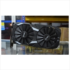 ASUS RX580 8GB GDDR5 GRAPHIC CARD