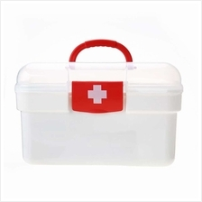 129PCS All Purpose First Aid Kits Box for Home Car Outdoor Family Emergency Me