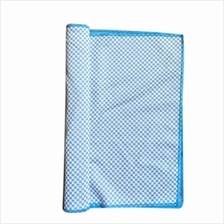 Portable Cooling Cold Chill Sports Towel (blue)