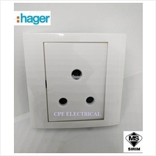HAGER STYLEA 15A UNSWITCH SOCKET