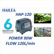 Hailea 90W 120L/min Hi-blow Diaphragm Air Pump