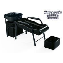 Kingston HS-9027 Barber Salon Washing Chair Shampoo Bed Fibre Basin