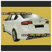 LLPU4132REFLECTOR(JHRR-10) Proton Preve PU Rear Skirt with Reflector Light (1