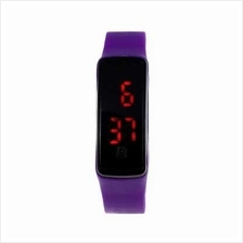 Fashion Sports LED Digital Wrist Watch (PURPLE)