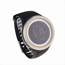 Sunroad FR802B 5ATM Waterproof Altimeter Compass Stopwatch Fishing Barometer P