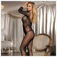 Stretchable Free Size Body Stocking Fishnet Suit Naughty Apparel