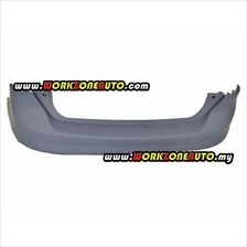 Ford Focus 2013 Aeroback Hatch Back Rear Bumper