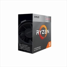 AMD RYZEN 3 3200G with Wraith Stealth Cooler AM4
