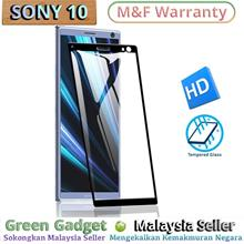 SONY Xperia 10 Full Glue Screen Protector Tempered Glass