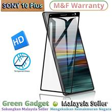 SONY Xperia 10 Plus Full Glue Screen Protector Tempered Glass
