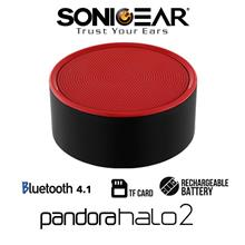 SONICGEAR Pandora Halo 2 Bluetooth 4.1 Portable Mini Speaker