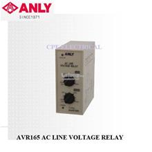 ANLY AVR165 AC LINE VOLTAGE RELAY