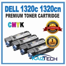 AAA Super Grade DELL 1320c 1320cn CYMK (4 Colours) Premium Compatible