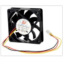 TINYTECH DC 12V FAN 3PIN 60MM FAN 60*60*15MM
