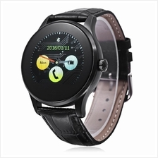 K88H BLUETOOTH 4.0 SMART WATCH HEART RATE MONITOR (BLACK)