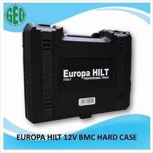 EUROPA HILT 12V CORDLESS TOOL BMC HARD CASE CARRYING CASE TOOL BOX