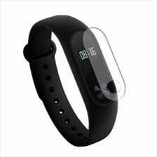 HD Ultra Thin Anti-scratch Protective Film for Xiaomi Mi Band 2 - 5pcs (TRANSP