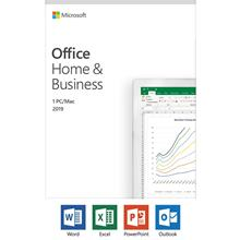 Microsoft Office Home & Business 2019 Medialess (T5D-03249)