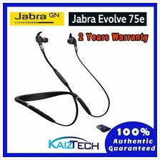 Jabra EVOLVE 75e Include Link 370 (MS/UC) - 2 Years Warranty