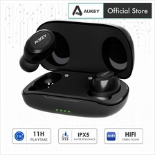Aukey EP-T16S TWS Headset Bluetooth 4.2 True Wireless Earbuds)