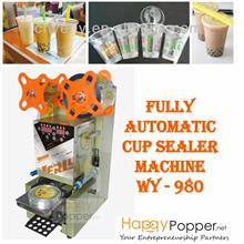 Cup sealer sealing machine fully auto