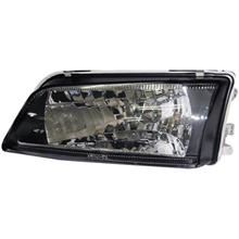 Nissan Cefiro A32 95-00 Head Lamp + Corner Lamp Crystal Black Glass Le