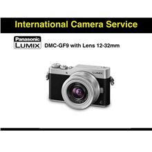 Panasonic Lumix DMC-GF9 with Lens 12-32mm f/3.5-5.6 MEGA OIS (Silver)
