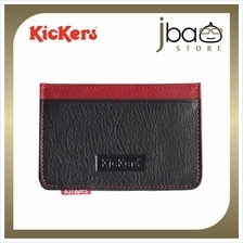 Kickers KIC88403 Leather Credit Access T &G Card Holder