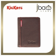 Kickers KIC88493E Leather Credit Access T &G Card Holder