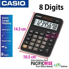 CASIO CALCULATOR MX-8B