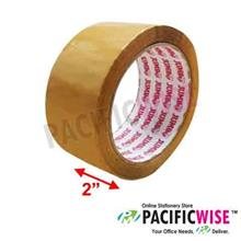 Opp Tape Brown 2inch (48mm x 80yds)-(F/L)
