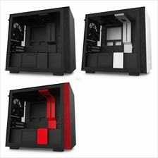 # NZXT H210 Premium Tempered Glass Mini-ITX Case # 3 Color Available