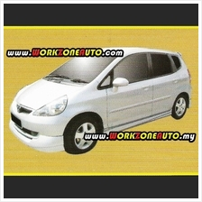 LLPU3011 Honda Jazz 2003 PU Side Skirt (Modulo)
