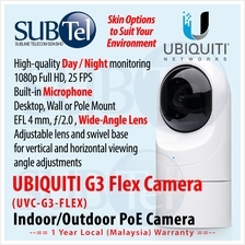 Ubiquiti Video Camera G3 FLEX Outdoor Indoor IP POE Camera UVC-G3-FLEX