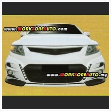 LLPU1073LFOGLAMP(DL-027)LED(DL-029) Proton Preve PU Front Bumper with 3'' Inch